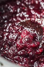 Cranberry For Thanksgiving Ginger Orange Cranberry Sauce The Endless Meal