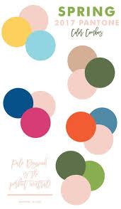 trending color palettes pantone pale dogwood color combos paint colors pinterest color