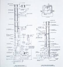 chimney construction drawings