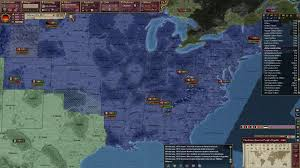 I Am America Map by Paradox Interactive Thread V2 The Cartographers Nightmare