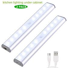 motion sensor under cabinet lighting stick on anywhere portable little light wireless led under cabinet
