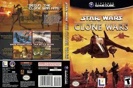 star wars clone wars iso u003c gcn isos emuparadise