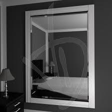 cornici con vetro specchio su misura specchio su misura con cornice specchio