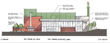 Ellis Park Floor Plan by Your First Look At Plans To Turn Historic Forest Theater In Fair