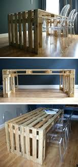 table pour la cuisine table pour la cuisine table en palette idace moderne salon chaises