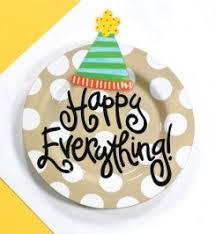 happy everything coton colors happy everything neutral dot happy everything big platter with big
