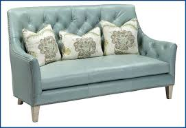 Baby Blue Leather Sofa Baby Blue Leather Sofa Light Blue Leather Couches Brightmind