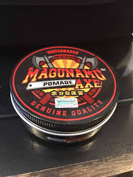 Pomade Axe magunamu pomade known as magnum pomade home