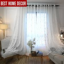 voile curtains white promotion shop for promotional voile curtains