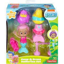 bubble guppies snap u0026 dress ballerina set walmart com