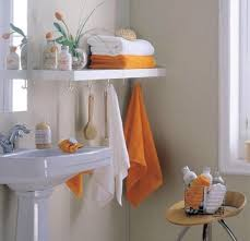 Bathroom Wall Baskets Bathroom Wall Storage Small Bathroom Ideas Black White Smal Metal