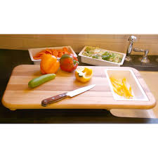 Cutting Board With Trays by Cutting Board Sink Instasink Us