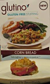 gluten free stuffing recipe for thanksgiving food friday thanksgiving with glutino 1 heart 1 family