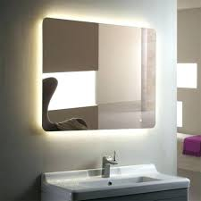Wall Mounted Bathroom Mirrors Bathroom Mirror Wall Mount Lighted Mirrors Marvelous To Complete