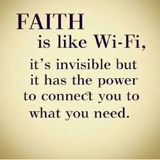 faith is like wifi pictures photos and images for