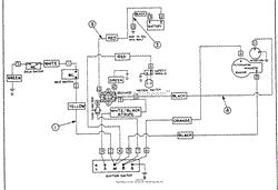 homelite hr830 riding mower ut 32023 parts diagram for wiring