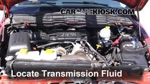 dodge ram clearance lights leaking transmission fluid leak fix 2002 2005 dodge ram 1500 2005 dodge