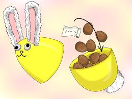 how to make easter egg bunnies 7 steps with pictures wikihow