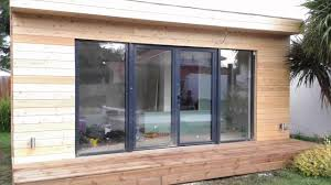 bureau de jardin bois studio de jardin extension bois bureau de jardin davinci loft