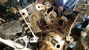 nissan maxima timing chain what is this debris in my oil pan maxima forums