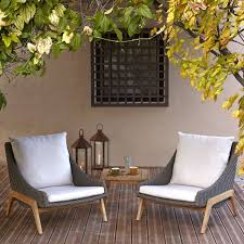 Retro Patio Furniture Sets Laidback Retro Garden Furniture Coffee Set Cosy Home Inside