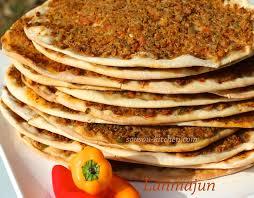 recette de cuisine turc lahmacun pizza turque sousoukitchen