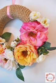 Wreath Diy Diy Spring Wreath Diy Spring Wreath Diy Design And Huckleberry