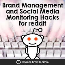target mobile black friday reddit reddit brand management and social media monitoring hacks