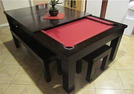 Moderna Pool Table Convertible Dining Table Use JK To Navigate - Combination pool table dining room table