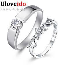 cool engagement rings images Cool engagement rings vintage korean silver color ring for women jpg