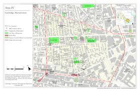 Map Of Cambridge Ma About Area 4 Walks