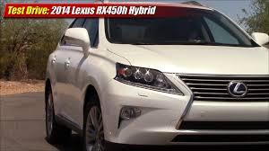 lexus nx hybrid teszt test drive 2014 lexus rx450h youtube