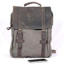 rucksack design boheme design metro 13 backpack rucksack 1820 2 grey