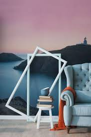 16 best landscape wall murals images on pinterest wall murals transport your interiors to the beautiful countryside with this landscape wall mural the deep purple fields of lavender bring colour into your home without