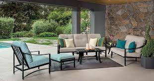 Tropitone Patio Table Kenzo Cushion Tropitone