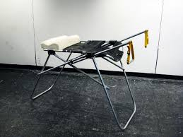 massage table with stirrups transportable gynecological bed changemakers