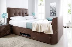 Kingsize Tv Bed Frame Kaydian Windermere Tv Bed The World Of Beds