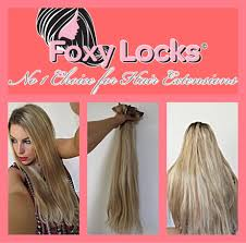 foxy locks hair extensions how to clip on foxy locks seamless luxurious 24 extensions