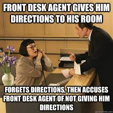 Funny Hotel Memes - scumbag hotel guest memes quickmeme