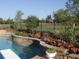 Pool Garden Ideas Pool Landscaping Ideas Ag105 2 Outdoor Swimming Pool An