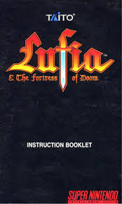 37 best instruction manual designs forfeit island lufia i artwork