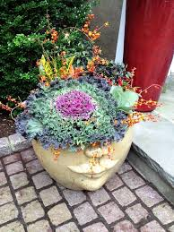 102 best container gardens fall images on fall