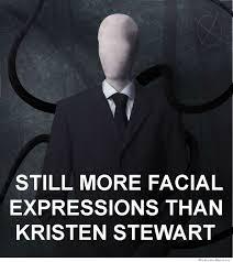 Meme Slender Man - slenderman still more facial expressions than kristen stewart