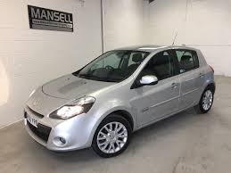 renault clio 1 5 dynamique tomtom dci 5dr manual for sale in