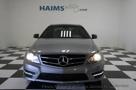 2014 mercedes c250 coupe 2014 used mercedes c class 2dr coupe c250 rwd at haims motors