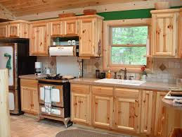 awesome ideas of knotty pine cabinets telezy com