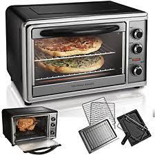 Farberware Toaster Oven 103738 Toaster Oven Rotisserie Ebay