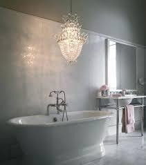 Small Glass Chandeliers Small Chandeliers For Bathroom Blatt Me