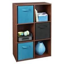 Target Shelves Cubes by Closetmaid Cubeicals 6 Cube Organizer Shelf Dark Cherry