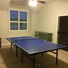 2 piece ping pong table find more helix ping pong table stands upright in 2 pieces for